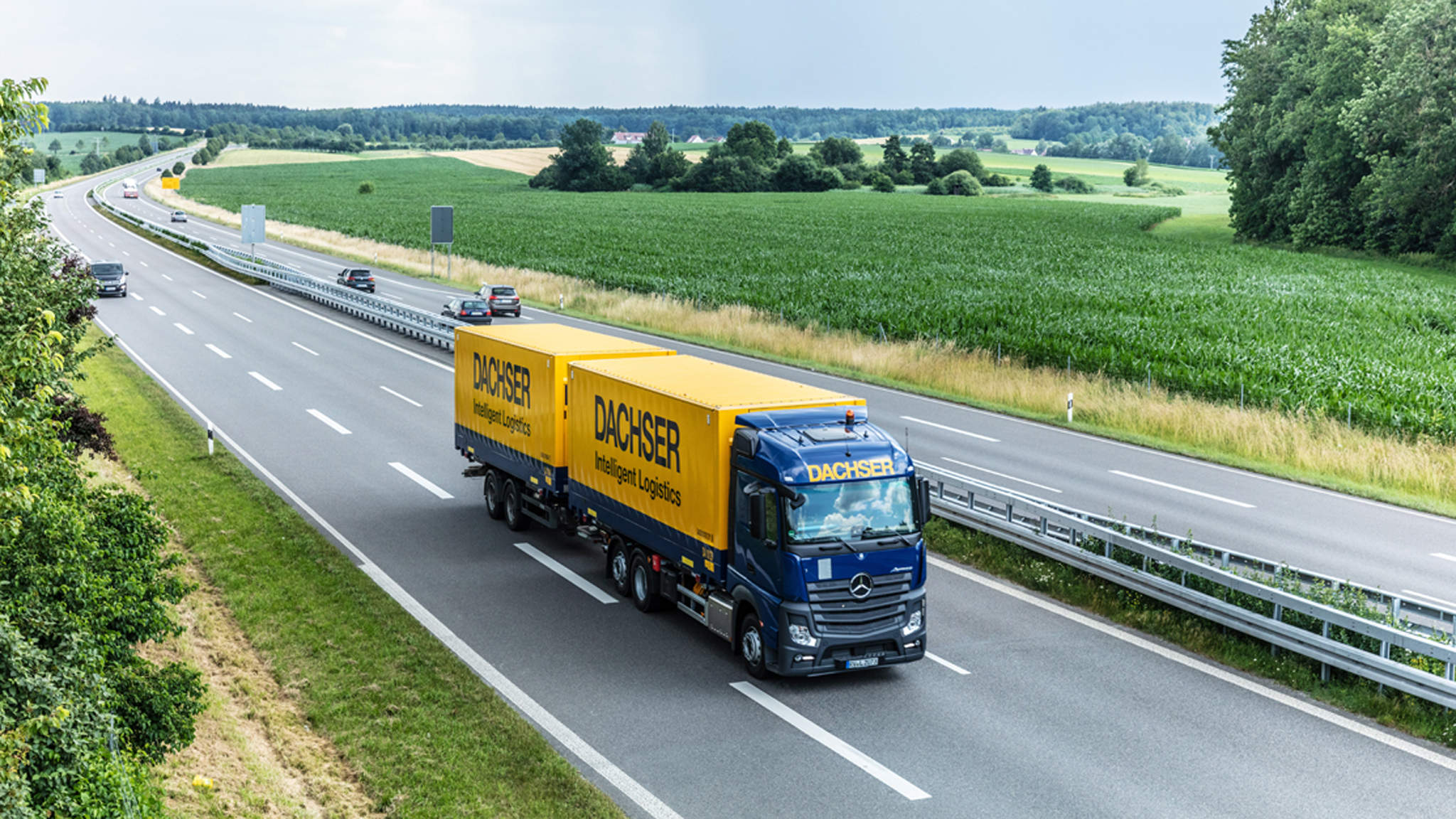 DACHSER builds on its growth driver